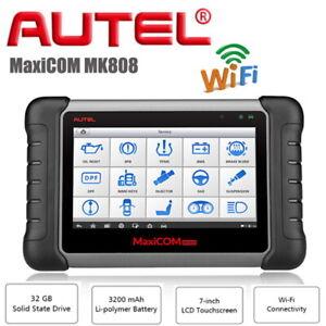 Autel MaxiCOM MK808 WIFI OBD2 Fault Code Reader Scanner Auto Diagnostic Tool AU
