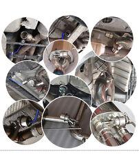 Exhaust Control Valve Sport Car Voice Set Vacuum Actuator Open Style 2.5'' 63mm