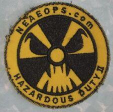 Neaeops.com Patch - Hazardous Duty II