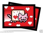 ULTRA PRO ValentNyan Cat Standard Deck Protectors 50ct Sleeves MTG Pokemon