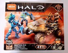 Mega Construx Halo Warthog Run Game Building Set 318 Piece New In Box NIB Sealed