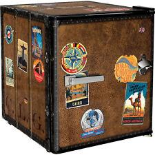 brand new bar fridge vintage retro roadie travel case holiday novelty