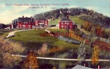 1912 PINNACLE HILLS, ROCHESTER ORPHAN ASLYUM, NEW YORK