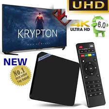 Mini M8S II S905X Smart Android TV Box 17.1 4K HD KODI Media Player Streamer UK