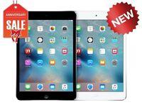 NEW Apple iPad Mini 2nd Gen 16GB Wi-Fi + AT&T (UNLOCKED) Space Gray Silver White