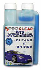 PROKLEAR™ RAW Rinseless / Waterless Auto Wash Concentrate