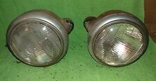 1939 40 Dodge Plymouth Chrysler Ford Headlights + Signal Lights Rat rod Hot rod
