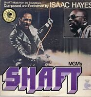 Isaac Hayes LP Enterprise Records,1971,ENS-2-5002, Shaft Original Soundtrack~VG