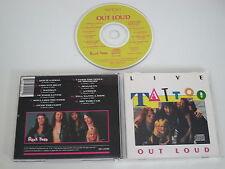TATUAJE/OUT LOUD(ROCK HARD RECORDS, INC. RH-2490) CD ÁLBUM