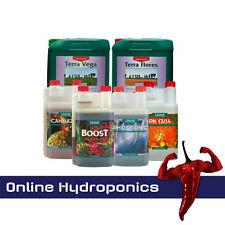Canna terra sol 5L food starter kit avec 1l additifs