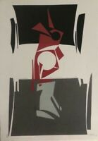 Serigraph by Pedro de Oraa. Original signed (Oraa 16) and numbered 15/75.