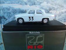1/43  Rio  (Italy) Alfa Romeo giulietta 1958 Tour de France  #4172