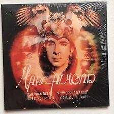 MARC ALMOND - TASMANIAN TIGER SEALED 7'' VINYL RECORD + CD