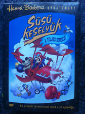 DASTARDLY AND MUTTLEY - Complete Collection - DVD Box ( Region 2 ) - NEW -