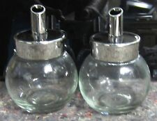 Glass Leak-proof Drops of Vinegar and Oil Bottle x 4 (Item 118)
