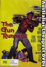 The Gun Runner DVD NEW, FREE POSTAGE WITHIN AUSTRALIA REGION ALL