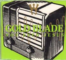 Gold Blade(CD Single)Not Even Jesus--New