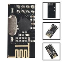 Latest NRF24L01+ Radio Transceiver Module 2.4Ghz RF Arduino PI ARM Model 200M