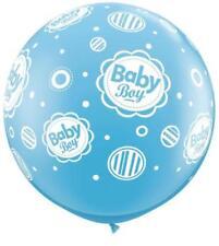 Ballons de fête ballons géants bleu rond pour la maison