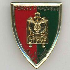 Détachement Train Militaire Berlin FFA DTMVF Insigne Drago Noisiel