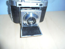 31568b Certo Super Dollina II Compur Rapid Carl Zeiss Tessar 50mm 1:3,5 P = 5cm