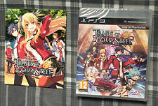 *New/Sealed* The Legend of Heroes: Trails of Cold Steel + Artbook, Sony PS3 Game