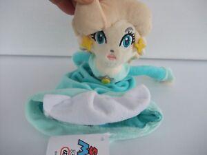 Rosalina PrincessSuper Mario  Plush Toy 16cm