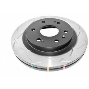 DBA For GMC Yukon 2007 2008 Slotted Rotor 4000 Series Front