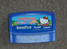 VTECH InnoTAB GAME HELLO KITTY A DAY WITH HELLO KITTY & FRIENDS CARTRIDGE ONLY