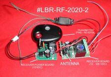 "American Flyer ""S"" gauge Rc/Rf Reversing Unit For Can Motors (New 2020)"