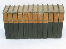 THE COMPLETE WORKS OF JANE AUSTEN C.E. Brock Illustrations Beacon Ed 12 Vol Set