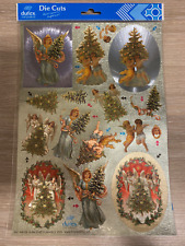 DUFEX Die Cuts - Christmas Victorian Angels ** MULTIBUY OPTIONS AVAILABLE **