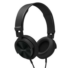 Philips SHL3000 Wired DJ Headphones Clear & Powerful Bass - Black