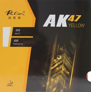 Palio  AK47 Yellow Cake Tension Sponge 40+/ Table Tennis rubber Ping Pong Rubber