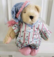 NWT 1994 Muffy VanderBear The Pajama Game Plush Bear North American Bear Co