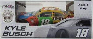 RARE 2013 Kyle Busch #18 M&M's Toyota Camry JGR 1/64 scale Lionel NASCAR diecast