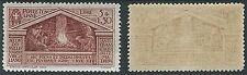 1930 REGNO VIRGILIO 5 LIRE LUSSO MH * - T173