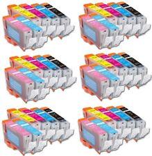 36 PK Ink Cartridges Compatible CLI-8 Pixma Photo iP6600D iP6700D