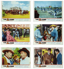 The Alamo John Wayne POSTCARD Set