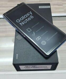 Samsung Galaxy Note 8 New Unlock