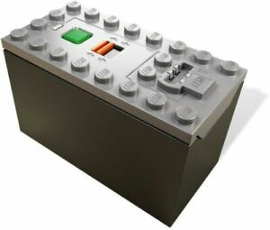 LEGO 88000 - AAA Battery Technic Power Functions Remote Battery Box