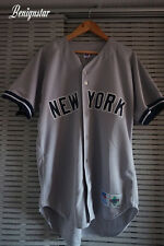 Darryl Strawberry New York Yankees Route Baseball Jersey