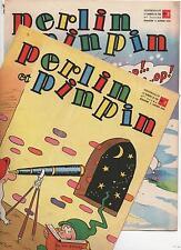 PERLIN PINPIN. Année 1959 lot de 40 numéros - Superbe état