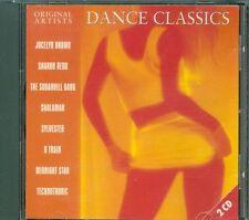 Dance Classics – Sugarhill Gang/Shalamar/Sylvester/Technotronic 2X Cd Eccellente