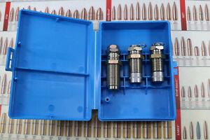 Dillon Progressive 3 Die Carbide Set 9mm Reloading Defense Target Ammo 14406 F/S