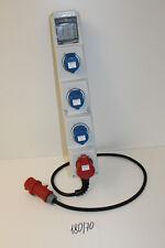 Mennekes Energieverteiler Stromverteiler Stromverteilerleiste Steckdosenleiste