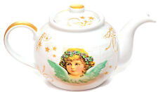 Teekanne Engel Kanne ppd Porzellan Vintage Angel Tee Zubehör Teeservice