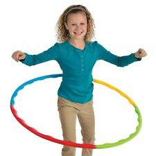 Kids Plegable Ajustable Color De Hula Hula Indoor Outdoor Fitness Gimnasia
