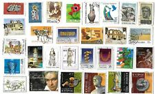 CYPRUS - Selection of Stamps on Paper from Kiloware