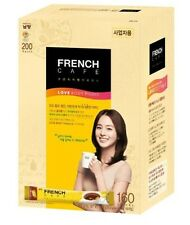 Namyang French Cafe Coffee Mix Love Body Project Instant Coffee 160Sticks X1Pack